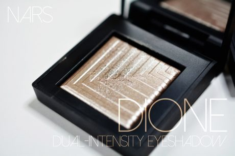 nars dual intensity eyeshadow DIONE