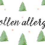 花粉の季節、過敏になった肌のスキンケアについて