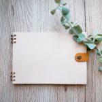 誰かに贈りたくなるノート「カキモリのオーダーノート」