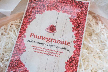 Vitamasques Pomegranate Sheet Mask