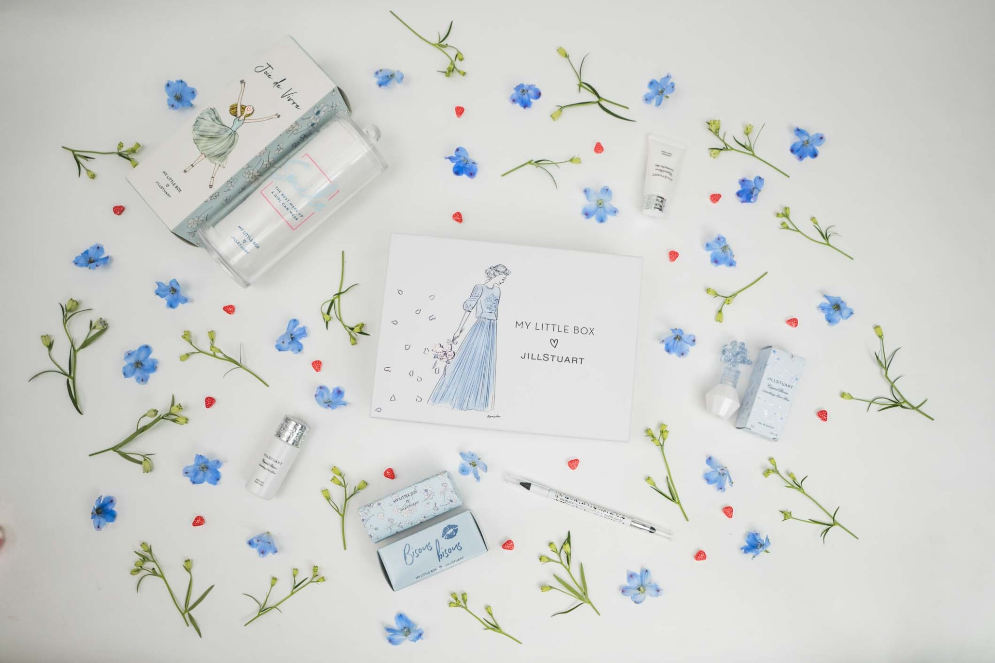 JILLSTUART x My Little Box 内容